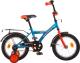 Детский велосипед Novatrack Astra 143BL5 (синий) -