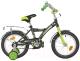 Детский велосипед Novatrack Astra 143BK5 (черный) -