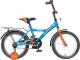 Детский велосипед Novatrack Astra 163BL5 (синий) -