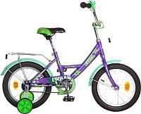 Детский велосипед Novatrack Urban 143URBAN.VL6 -