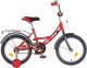 Детский велосипед Novatrack Urban 163RD6 (красный) -