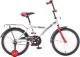 Детский велосипед Novatrack Astra 183WT5 (белый) -
