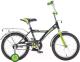 Детский велосипед Novatrack Astra 183BK5 (черный) -