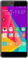Смартфон Ginzzu S5040 (черный) -