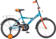Детский велосипед Novatrack Astra 203BL5 (синий) -