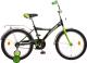 Детский велосипед Novatrack Astra 203BK5 (черный) -
