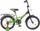 Детский велосипед Novatrack FR-10 203GN5 (зеленый) -