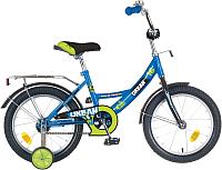 Детский велосипед Novatrack Urban 203URBAN.BL6 (синий) -