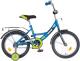 Детский велосипед Novatrack Urban 203BL6 (синий) -