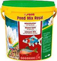Корм для рыбок Sera Pond Mix Royal 7107 -