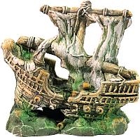 Декорация для аквариума Deksi Корабль №502 -