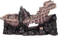 Декорация для аквариума Deksi Корабль №521 -