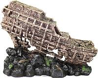 Декорация для аквариума Deksi Корабль №551 -