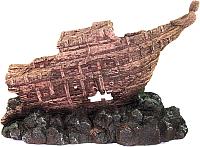 Декорация для аквариума Deksi Корабль №552 -