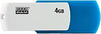 Usb flash накопитель Goodram UCO2 Mix 4Gb (UCO2-0040MXR11) -