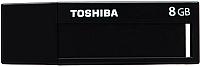 Usb flash накопитель Toshiba U302 8Gb (THN-U302K0080MF) -