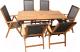 Комплект садовой мебели Sundays Solid 89396/88814 -