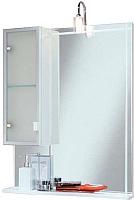 Шкаф с зеркалом для ванной Акватон Альтаир 65 (1A100002AR01L) -