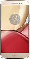 Смартфон Motorola Moto M XT1663 32GB / PA5D0057UA (золото) -