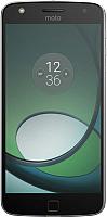 Смартфон Motorola Moto Z Play XT1635-02 32GB Dual Sim / SM4425AE7U1 (черный/серебристый) -