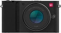 Беззеркальный фотоаппарат Xiaomi Yi M1 42.5mm F/1.8 / 82705 (черный) -