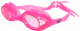 Очки для плавания Sabriasport G440 (розовый) -