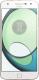 Смартфон Motorola Moto Z Play XT1635-02 32GB Dual Sim / SM4425AD1U1 (белый/золото) -