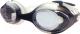 Очки для плавания Sabriasport G440 (черный/белый) -