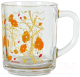 Набор для чая/кофе Pasabahce Уоркшоп Серенейд Оранж 55029 -