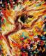 Картина по номерам Menglei Магия балета (MG1017) -