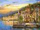 Картина по номерам Menglei Солнечный город (MMC017) -