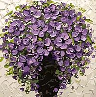 Картина по номерам Picasso Фиолетовый букет (PC4040005) -