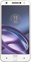 Смартфон Motorola Moto Z XT1650-03 32GB Dual Sim / SM4389AD1U1 (белый/золото) -