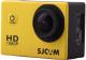 Экшн-камера SJCAM SJ4000 / 44949 (желтый) -