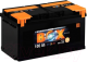 Автомобильный аккумулятор Energy Box Box Euro 100 (100 А/ч) -