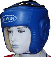 Боксерский шлем Ronin F180 (L, синий) -