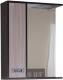 Шкаф с зеркалом для ванной Onika Гамма 58.01 (205827) -