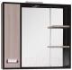 Шкаф с зеркалом для ванной Onika Гамма 75.01 (207518) -