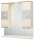Шкаф с зеркалом для ванной Onika Флорена 78.01 (207803) -