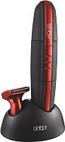 Машинка для стрижки волос Sinbo STR-4911 (красный) -