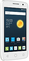 Смартфон Alcatel One Touch Pop 2 Pure / 4045D (белый) -