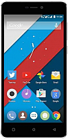 Смартфон Highscreen Power Five Pro (черный/серый) -