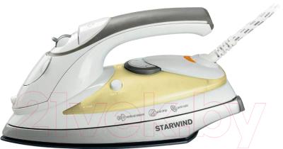 Утюг StarWind SIR6812 (бежевый)