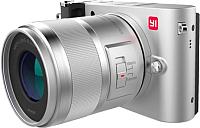 Беззеркальный фотоаппарат Xiaomi Yi M1 42.5mm F/1.8 / 82706 (серебристый) -