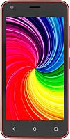 Смартфон Fly Nimbus 8 / FS454 (красный) -