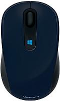 Мышь Microsoft Sculpt Mobile Mouse (43U-00014) -