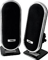 Мультимедиа акустика BBK CA-193S (черный/серебристый) -