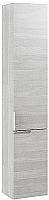 Шкаф-пенал для ванной Aqwella Бриг Br.05.03/Gray -