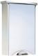 Шкаф с зеркалом для ванной Aqwella Ультра Люкс Ul-l.04.06.G -