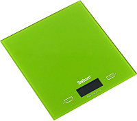 Кухонные весы Saturn ST-KS7810 (зеленый) -